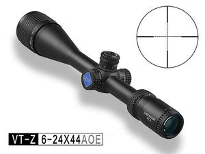 发现者VT-Z 6-24X44AOE 密位点分化 前调焦 红绿灯照明 高清抗震