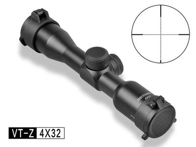 发现者VT-Z 4X32 抗震定倍 短款瞄准镜