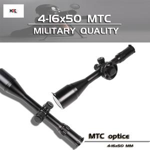 英国原装进口 MTC 4-16x50SF OPTICS 军工品质 强抗震瞄准镜